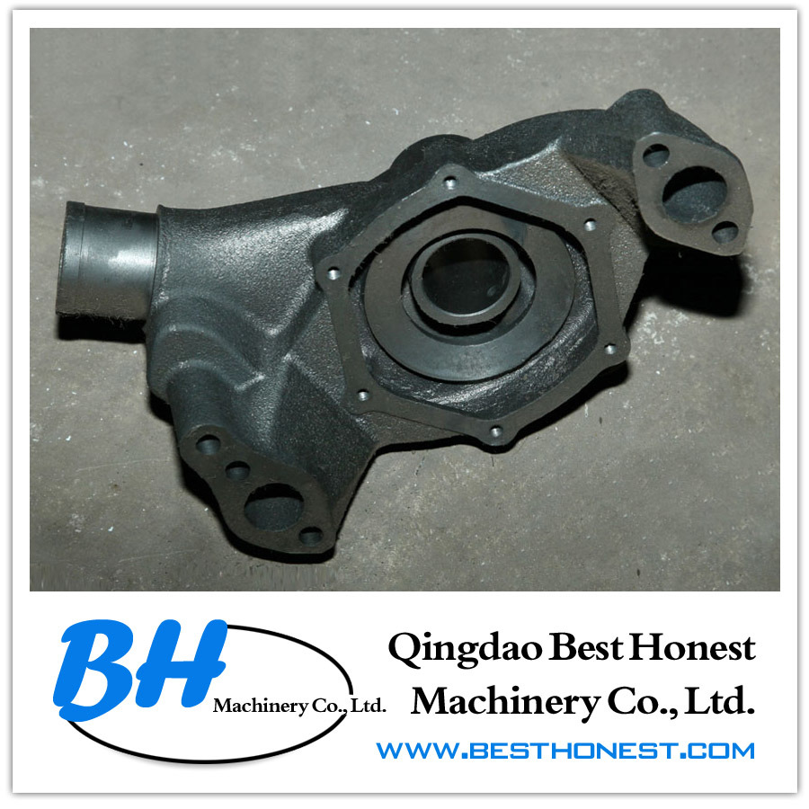 Cast Iron Intake Manifold / Cast Iron Exhaust Manifold
