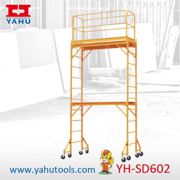 500kg Loading Mobile Scaffold Tower (YH-SD602)