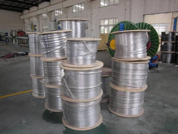 SAF 2205 /SAF 2205 Coiled (coil) Control Line/Hydraulic Control Lines