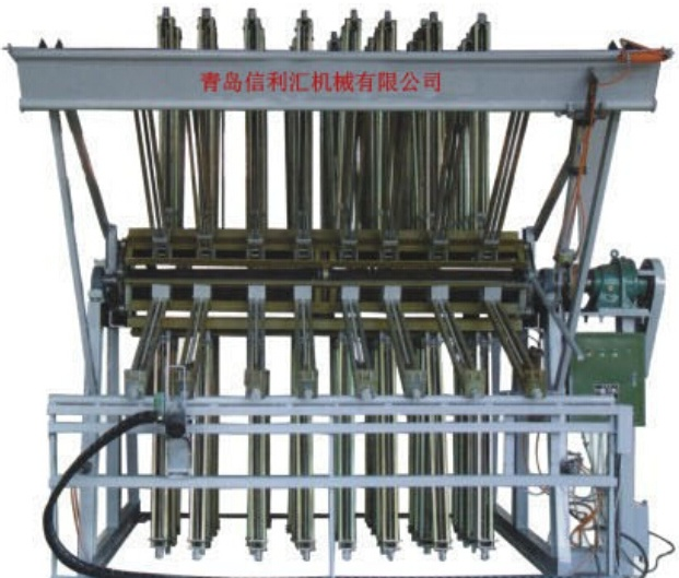 High-Frequency Wood Board Jointing Machine