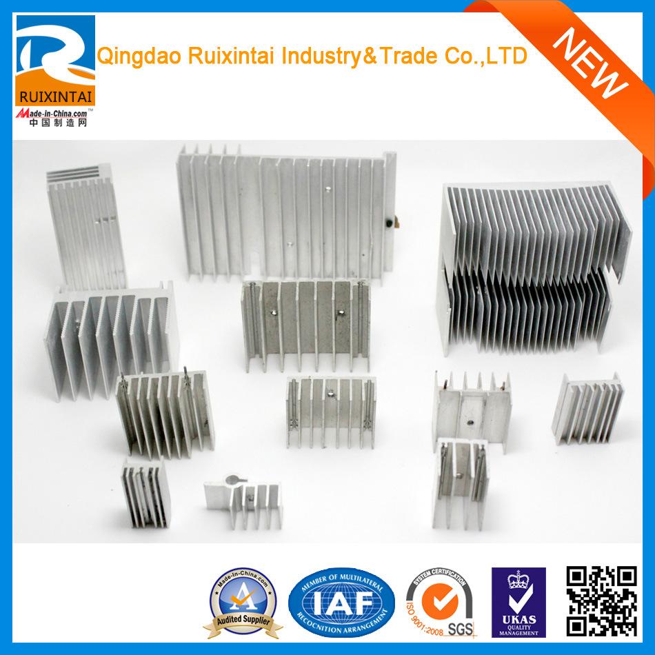 Aluminum Heat-Sink for Compuer