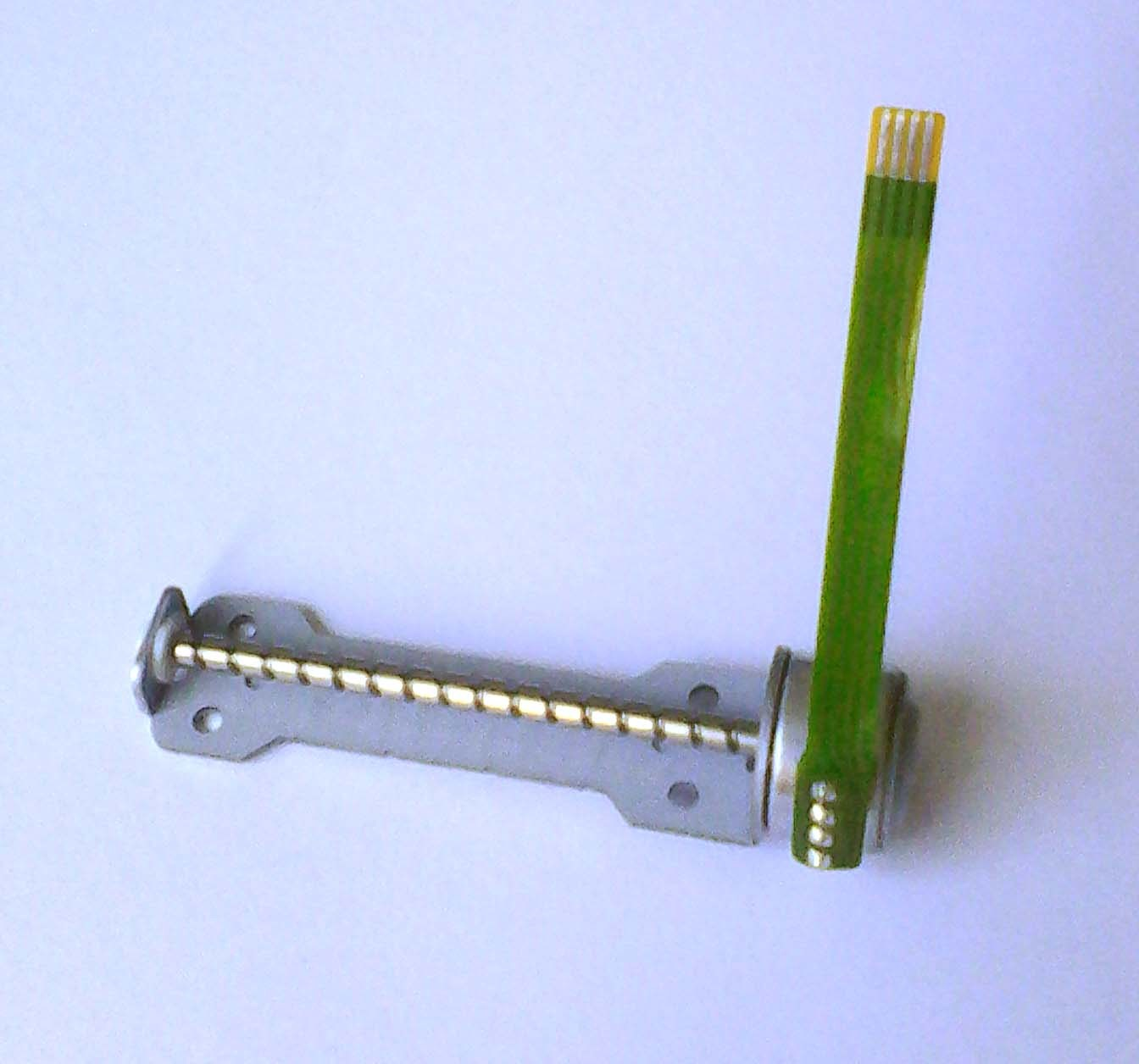 China 15mm linear stepper motor china pm linear stepper for Stepper motor linear actuator