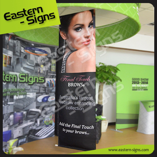 Dye Subliamtion Full Color Printing Banner