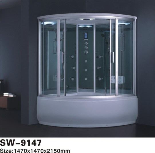 China luxury compueterized steam shower room china shower room shower room cabinet - Luxury steam showers ...