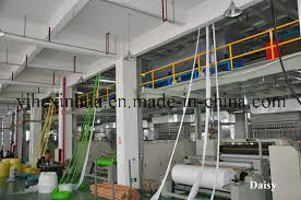 Nonwoven Fabric Making Machine SSS 1600mm