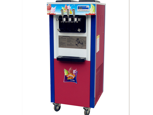 Commercial Soft Ice Cream Machine/Refrigerating Plant Manufacturer (BQL-22A)