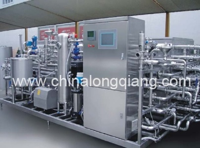 Fruit Juice Tubular Uht Sterilizer