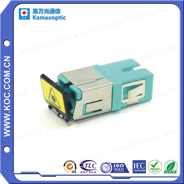 Shenzhen Competitive Supplier Fiber Optic Adapter
