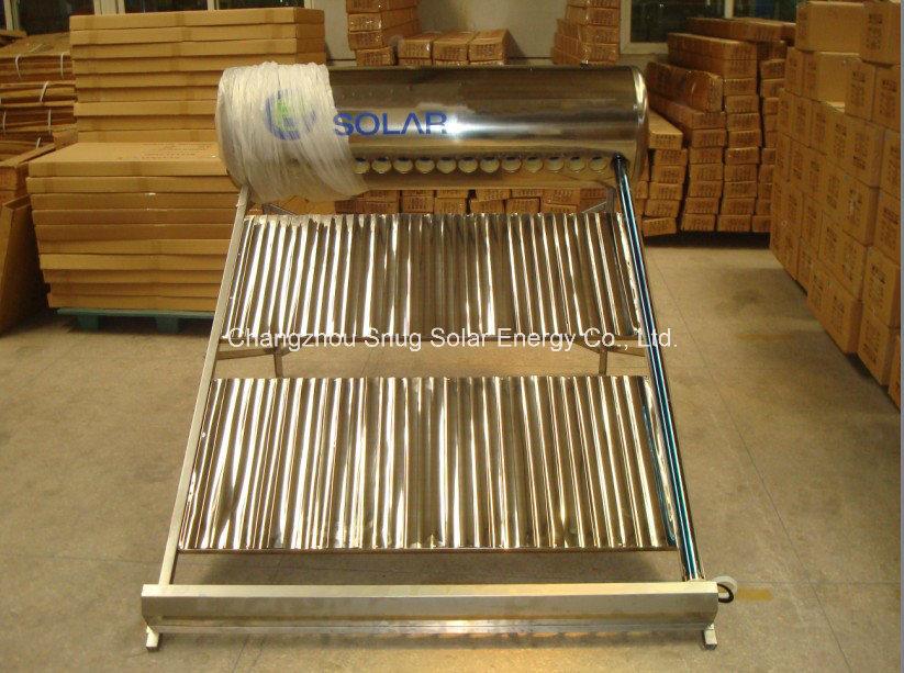 Stainless Steel Solar Boiler for Mexico Market