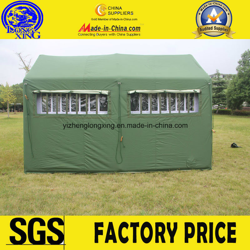 2016 Travel Tent Heavy Duty Army Tents with Floor
