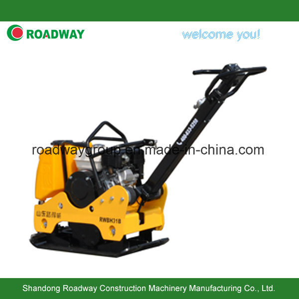 Walk Behind Reversible Vibratory Plate Compactor