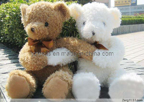 Personalized Valentine Teddy Bear | Personalized Couples