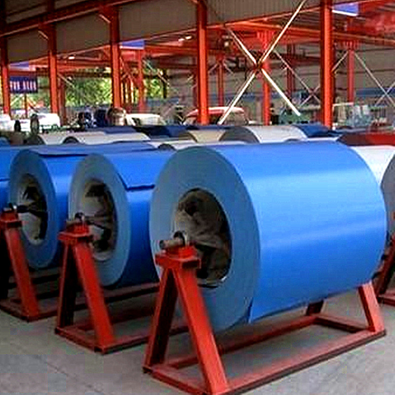 Prepainted Galvanized Steel Coils PPGI Good Sale