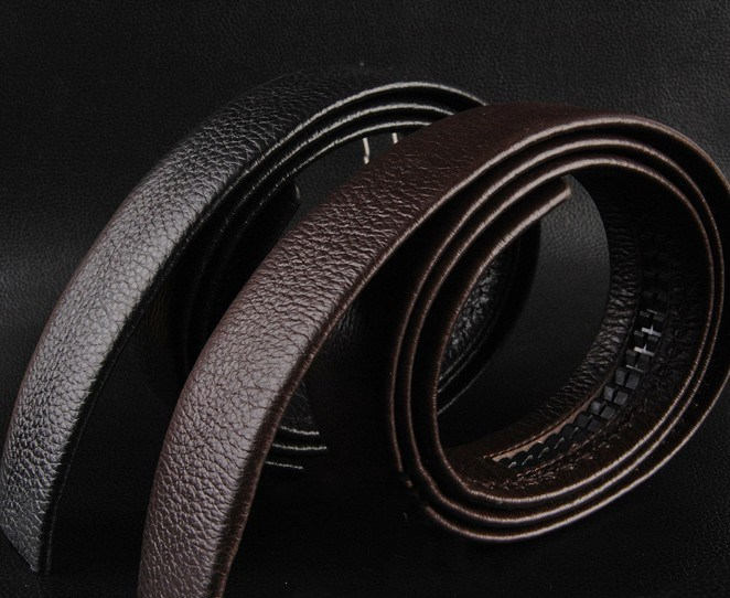 Men Full Grain Leather Casual Belts (A5-1206004)