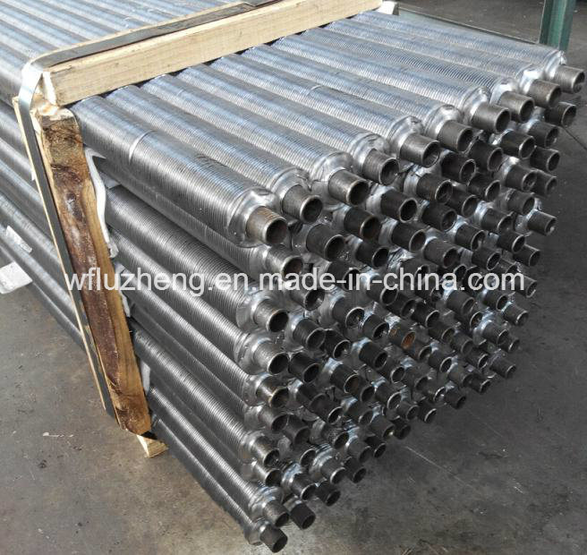 Heat Exchanger Aluminum Tube, Fin Tube, Aluminum Fin Tubes/Pipes