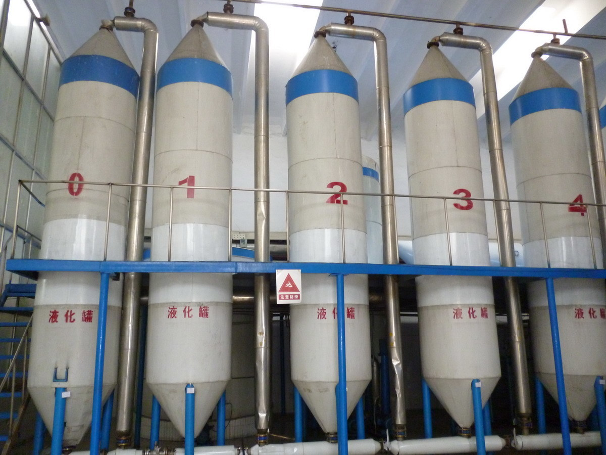 High Quality Corn Sweetener Liquid Glucose Syrup