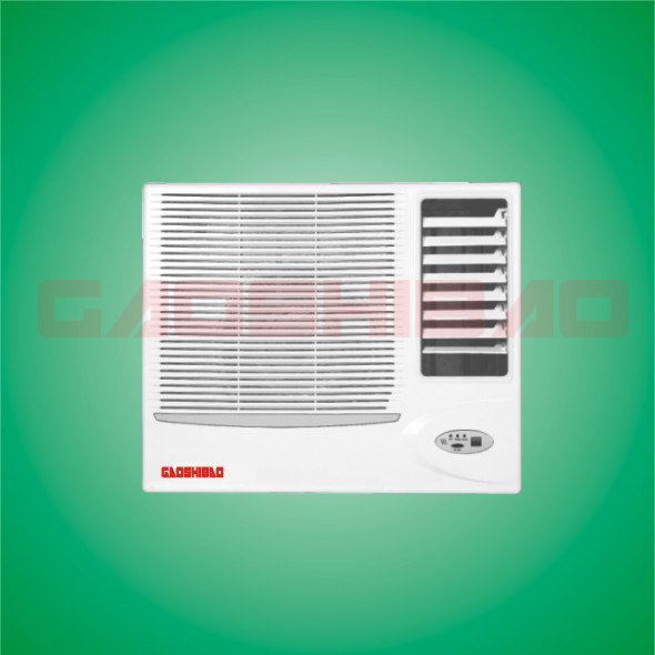 Heating And Cooling Window Units : China btu window air conditioner with cooling and