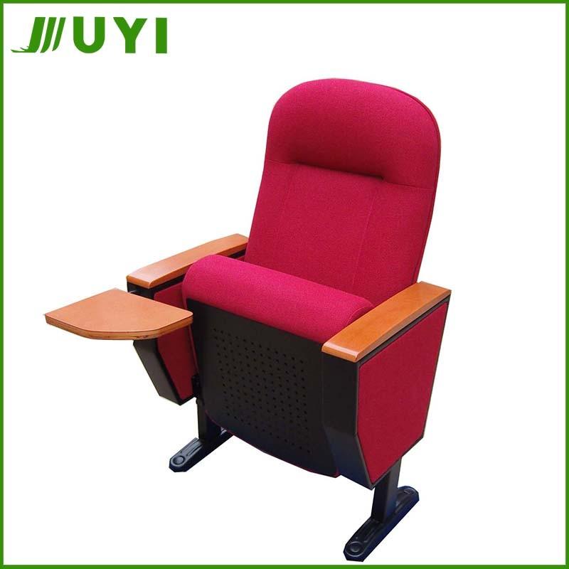 Auditorium Chair with Wood Armrest Jy-605r