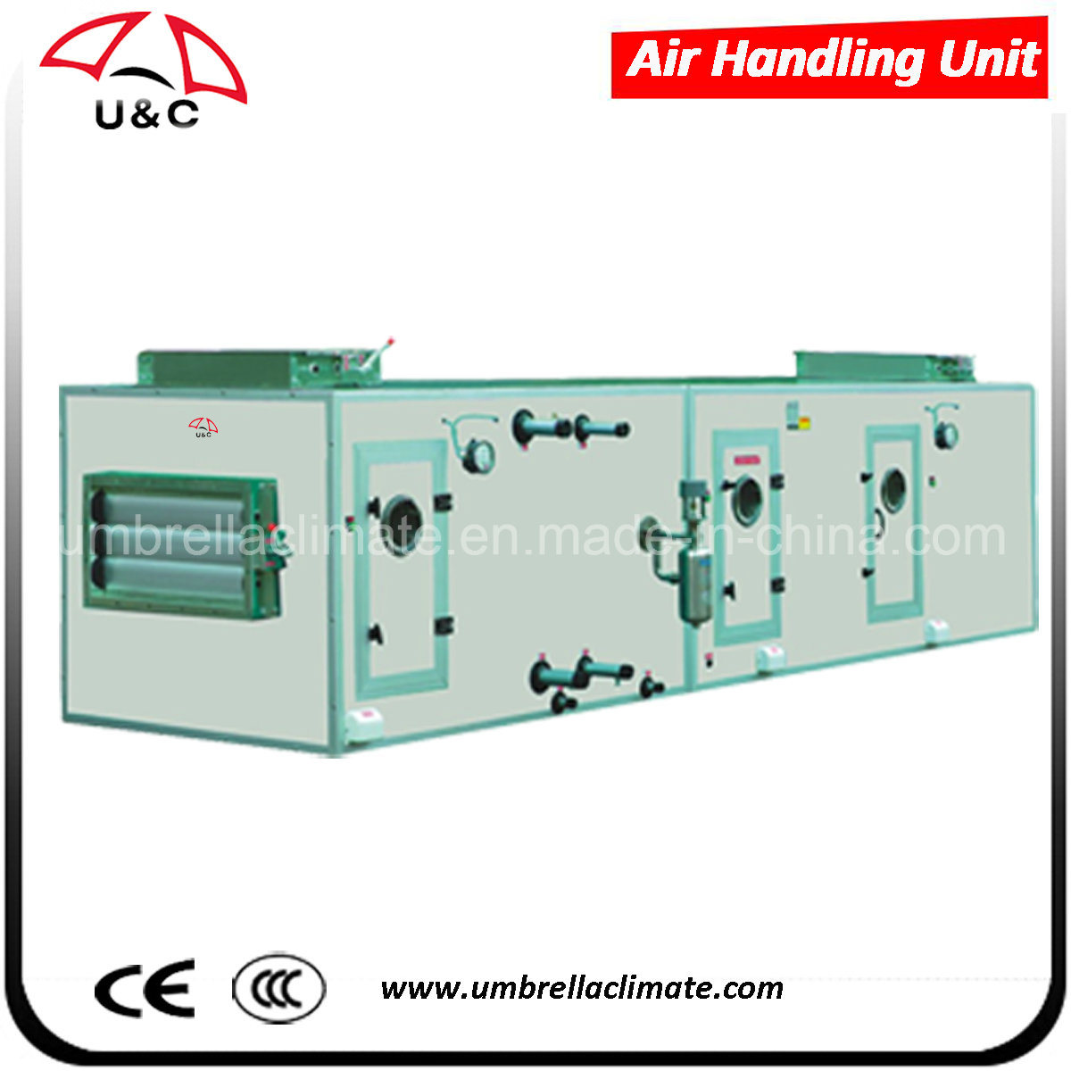 Laboratory Air Supply Machine HVAC Air Conditioning