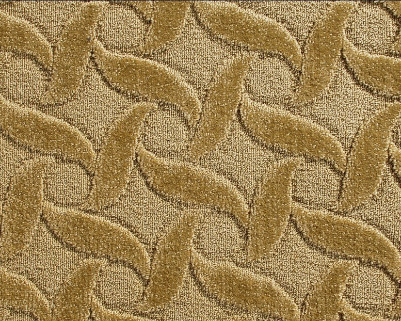 China high cut and low loop pile tufted pp jacquard wall for Wall to wall carpeting