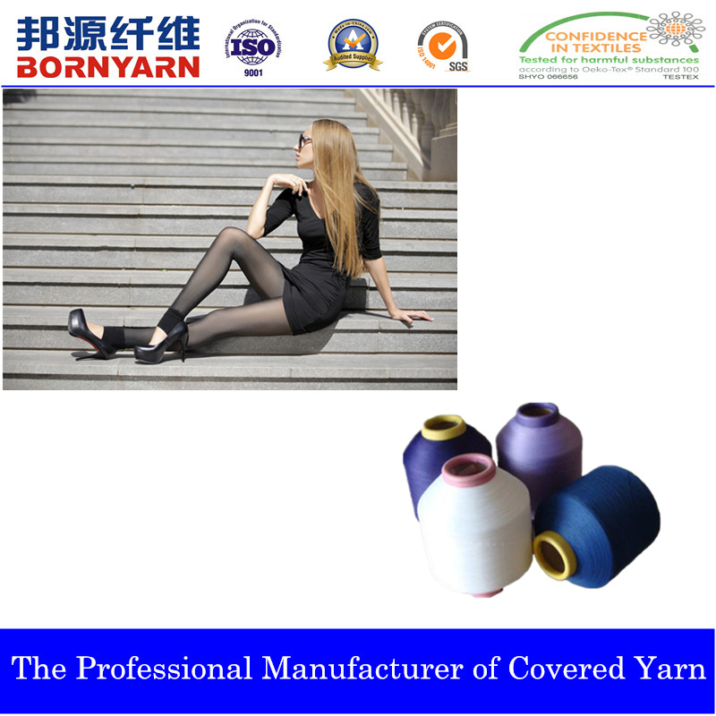 Covering Yarn of Spandex 20d+ Nylon70d/68