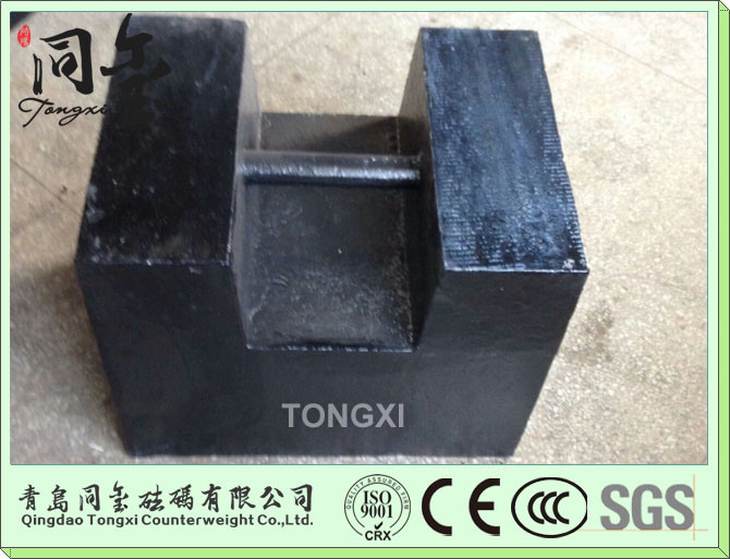 1000kg/1t Cast Iron M1 Test Weight
