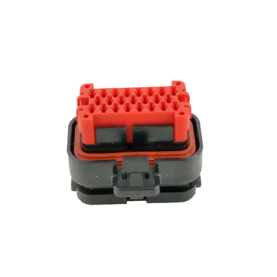 Automotive Ignition Wiring Solution Tyco/Te ECU Connectors 776286-1, 776273-1, 770680-1