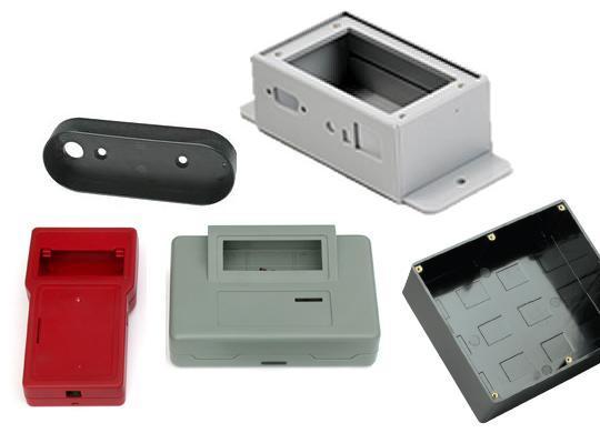 Precision Equipment Plastic Enclosure