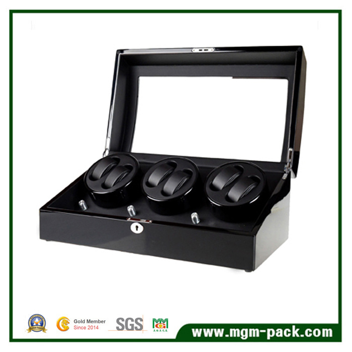 Top Quality Japanese Motor Watch Winder for 6 Watches