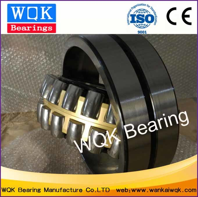 Wqk Brass Cage Spherical Roller Bearing 23136 Mbc3 Rolling Mill Bearing