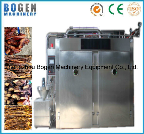 Factory Supply Fish Smoking Oven with Ce