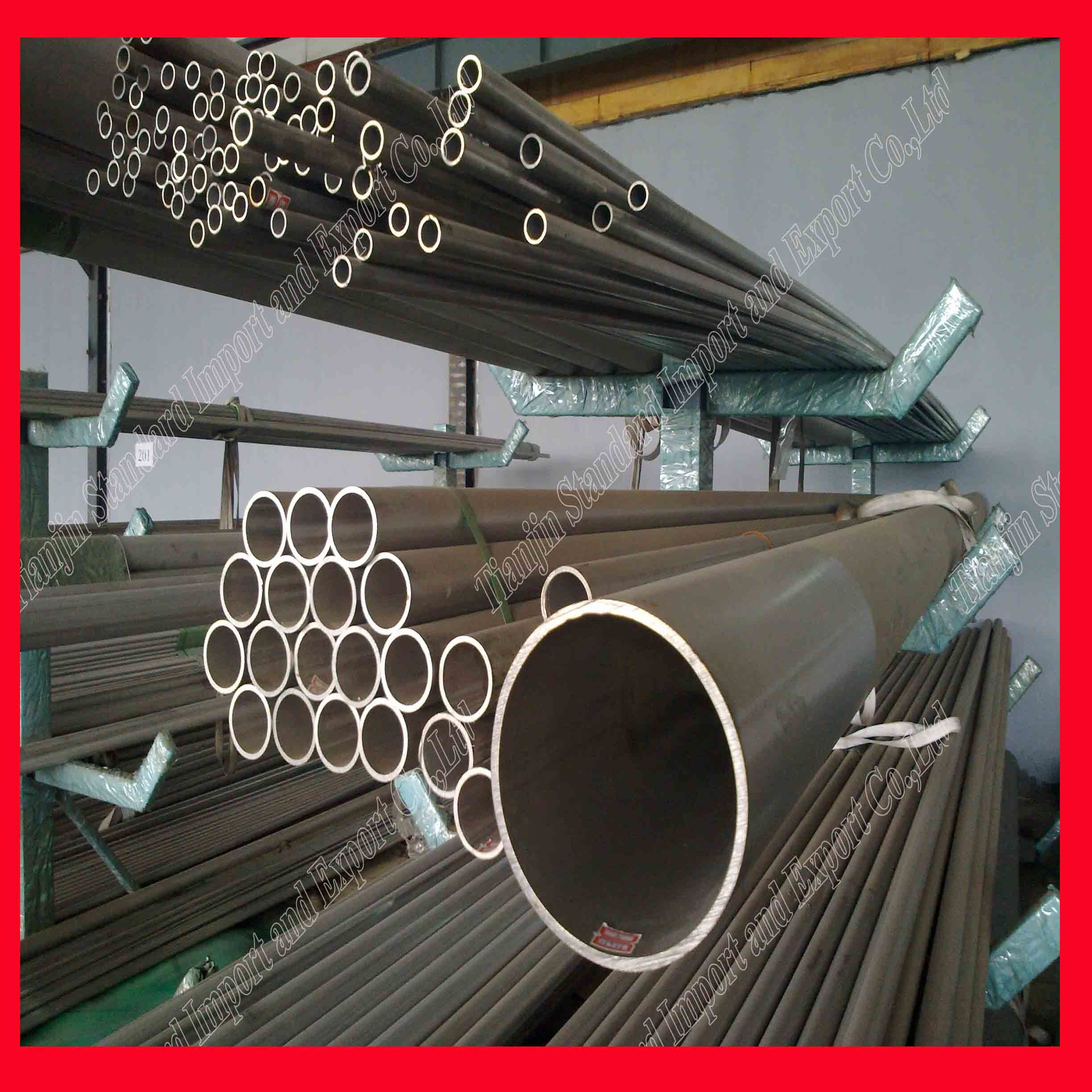 Seamless Pipe 304 Stainless Steel for Diesel Fuel