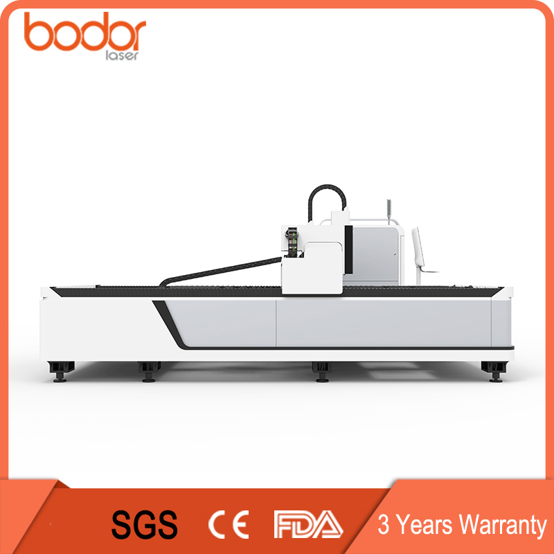 Bodor Stainless Steel CNC Fiber Metal Laser Cutting Machine