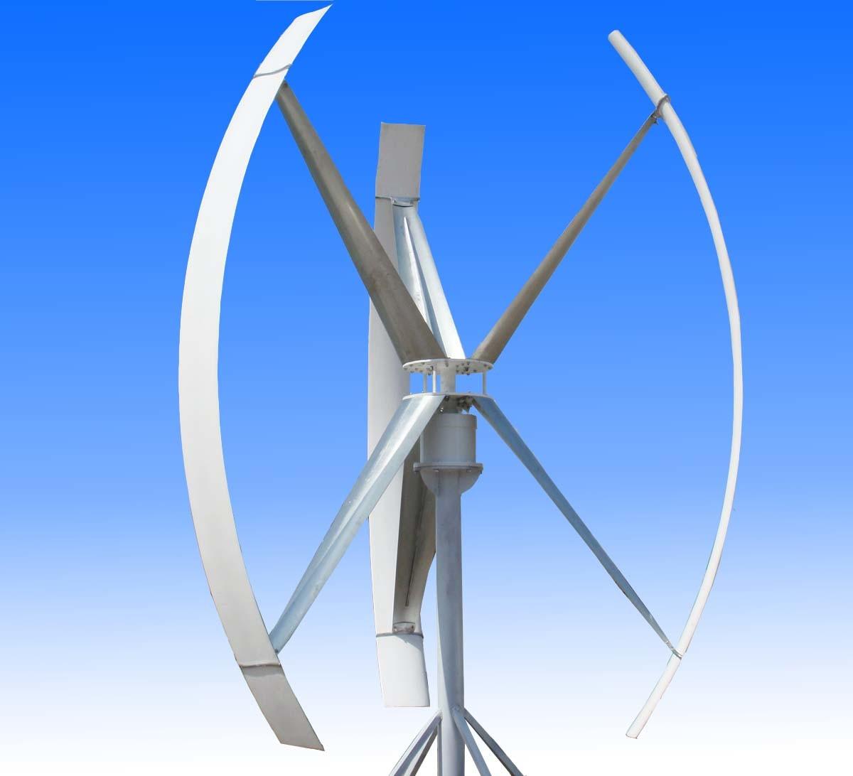 Вертикальный ветряк своими руками: процесс сборки 84