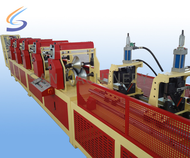 Paper Corner Protector Production Machine