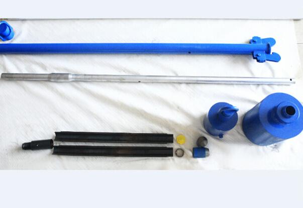 SPT Automatic Trip Hammer Sampler for Soil Test