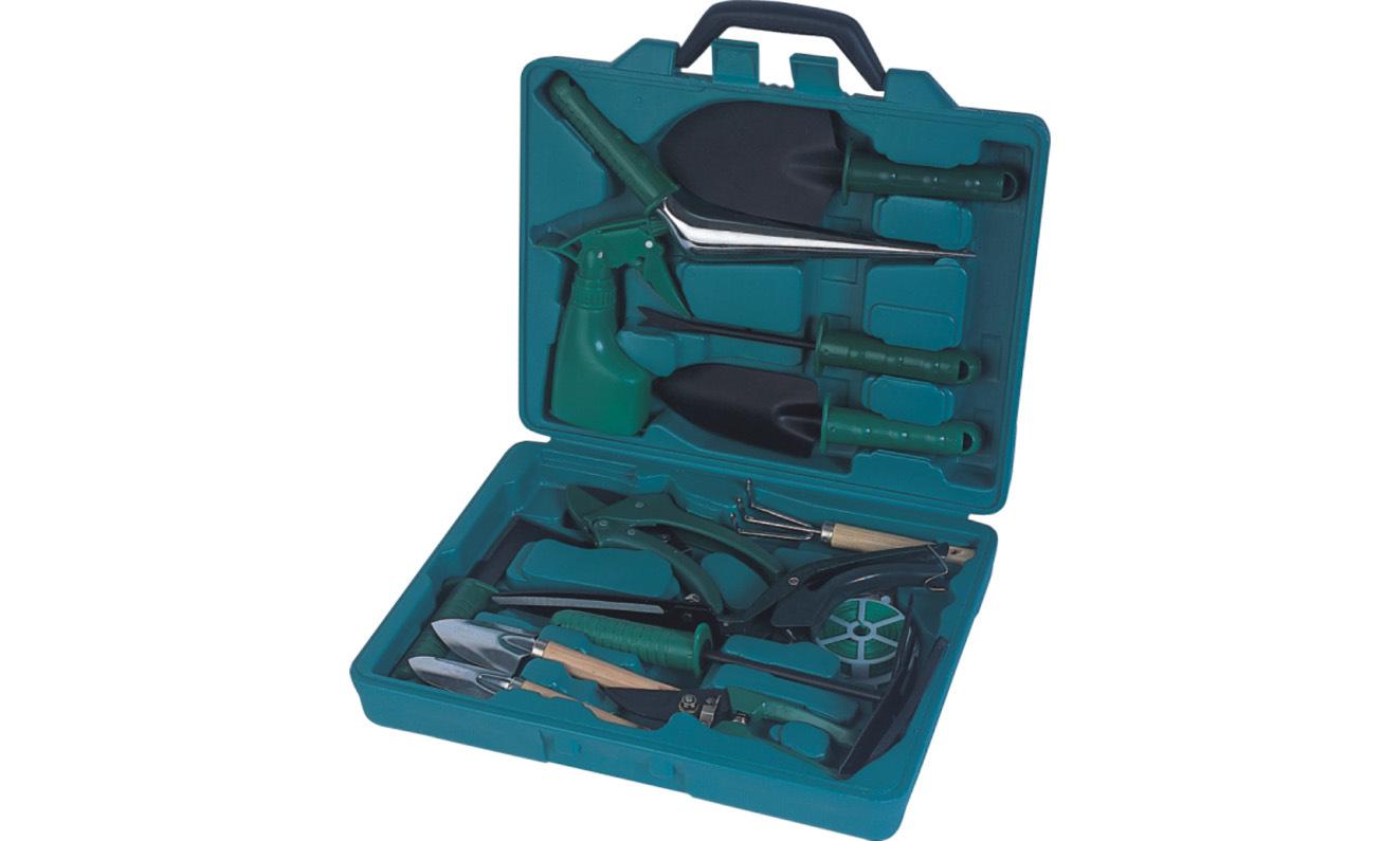 China 97072 14pcs garden tool set china garden tool kit for Gardening tools kit set