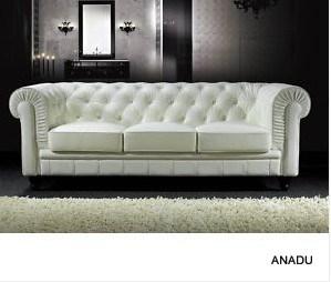 Het de klassieke bank van chesterfield van de bank vastgestelde meubilair van de woonkamer - Meubilair storage zwart ...
