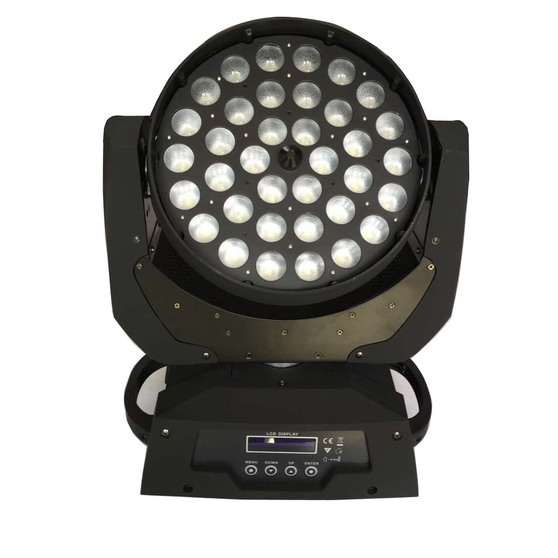 36X10W RGBW LED Moving Head Light with Zoom Wash, for Disco, DJ, KTV, Event Club, Stage Lighting