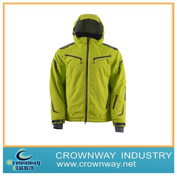 Mens Winter Premium Fashionable Ski-Snowboard Wear for Sports (CW-MSKIW-65)