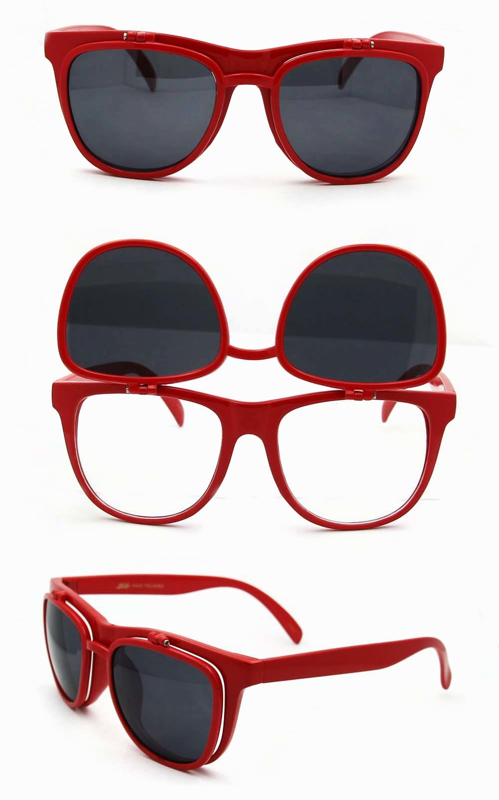 China Plastic Sunglasses (PS224) Photos & Pictures - made ...