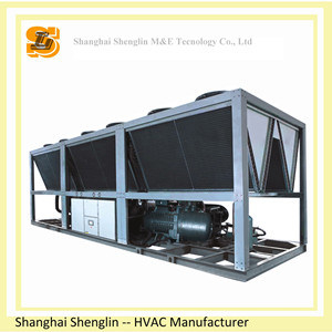 Air Cooled Chiller for Sea Water