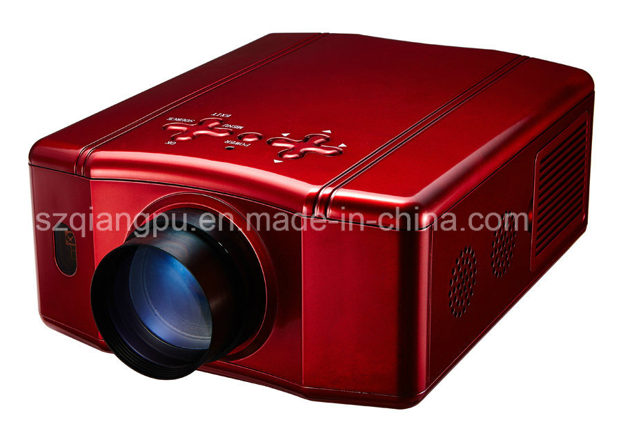 1800 Lumens LED Mini Projector (SV-856)