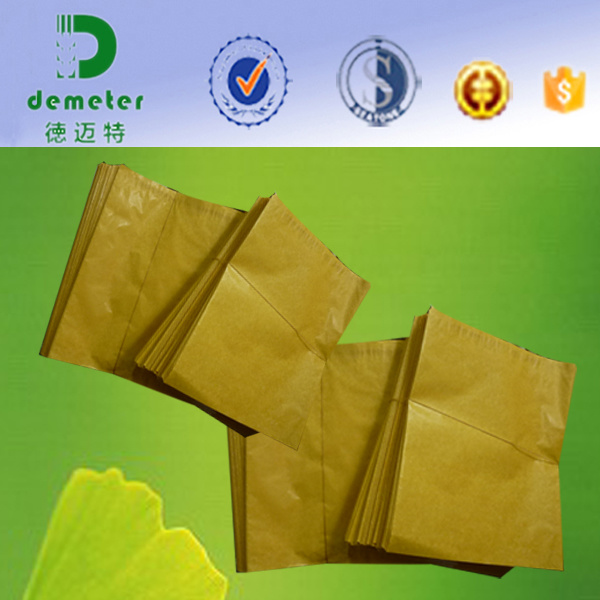 Anti-Insect Waterproof Waxed Kraft Paper Fruit Protection Growing Bag for Pear Mango
