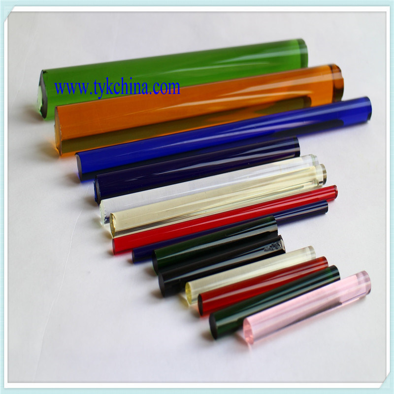 Prex Heat Resistant Glass Rod for Laboratory Glassware Lens Craft
