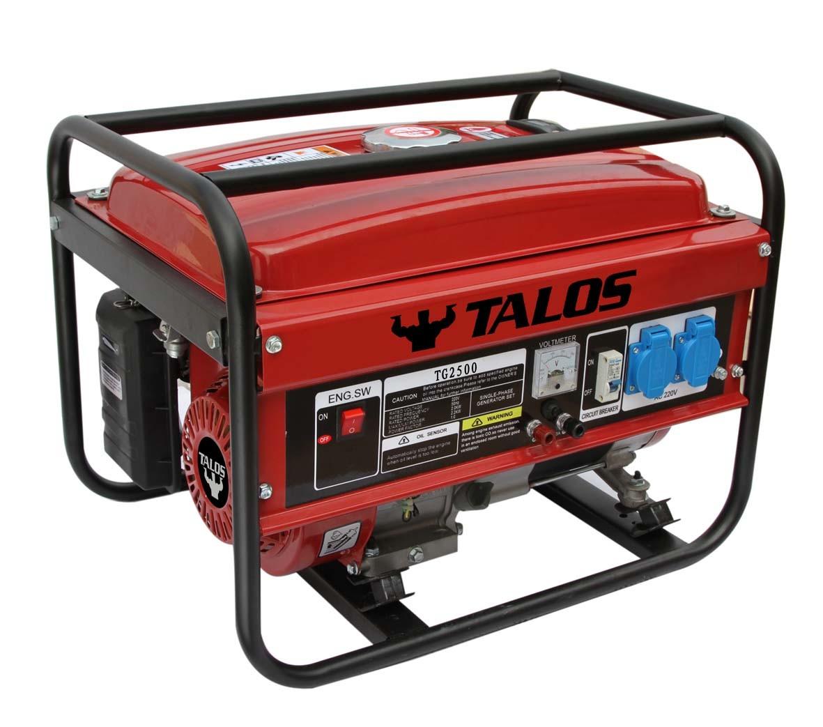 5 kVA Gasoline Generator (TG6500)