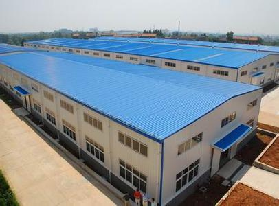 Steel Frame Structure Prefabricated Workshop