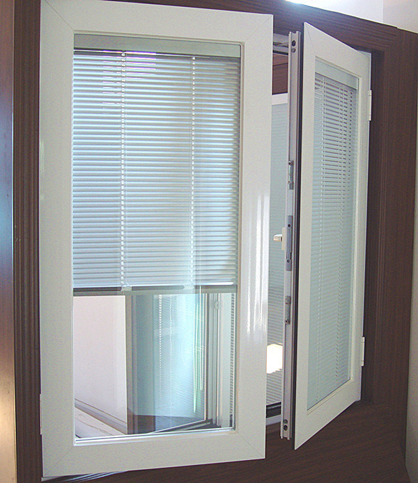 Casement window casement window blinds for Best blinds for casement windows