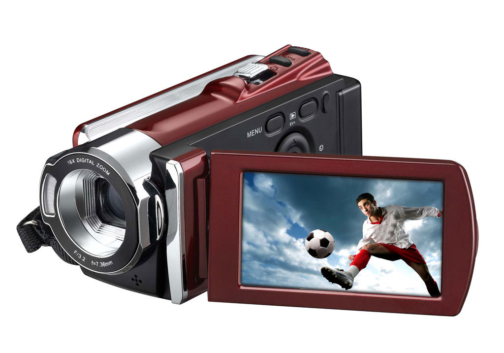 China 1920 1080 Full Hd Video Camera With16x Digital Zoom