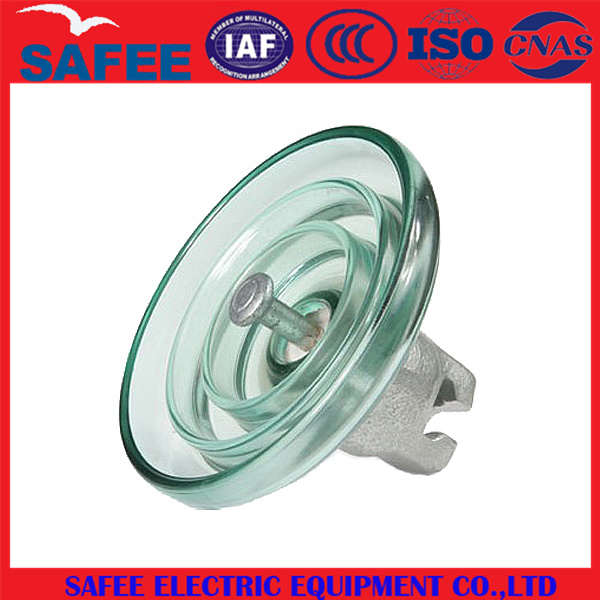China Anti-Fog Glass Insulator (U160BP) - China Insulator, Glass Insulator